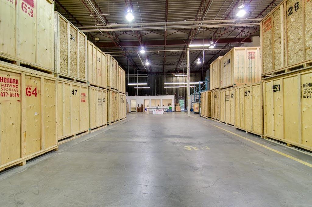 Hendra Storage