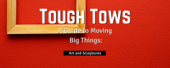 Tough Tows – Paintings and Sculptures