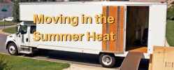 How to Move Safely in the Heat of Summer