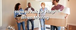 How to Ask for Help When Moving