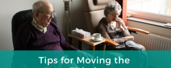 Tips for Moving the Elderly