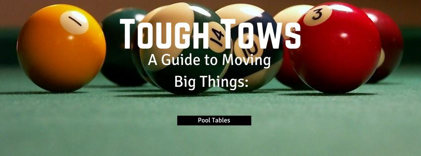 Tough Tows - Pool Tables