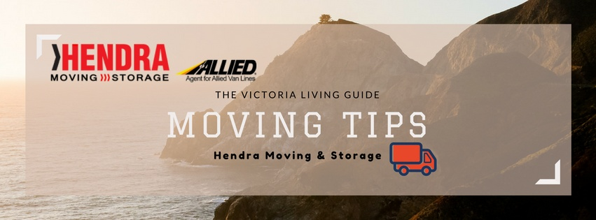 Victoria Living Guide- Moving Tips Part 1