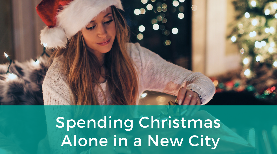 Spending Christmas Alone in a New City