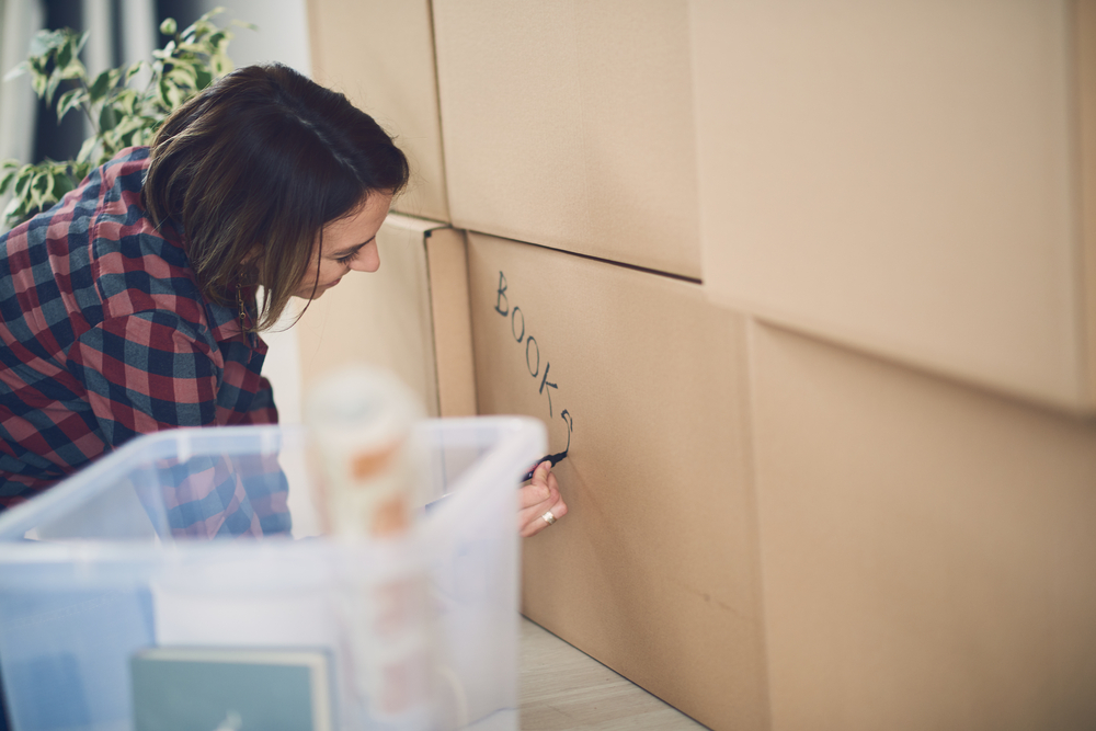How to Stay Organized When Moving