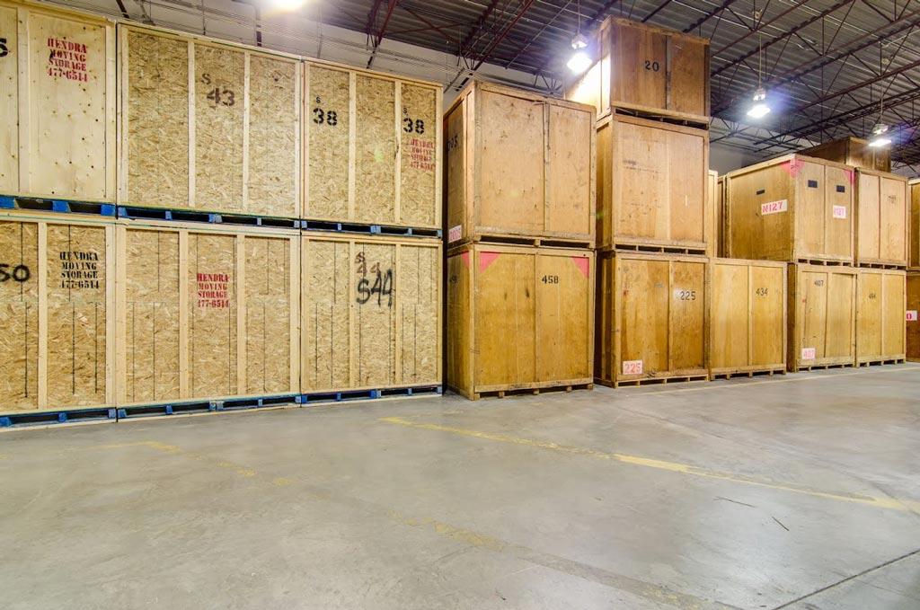 Hendra Moving-Storage in Victoria, BC